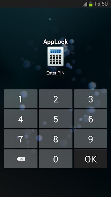 AppLock Proのスクリーンショット_1