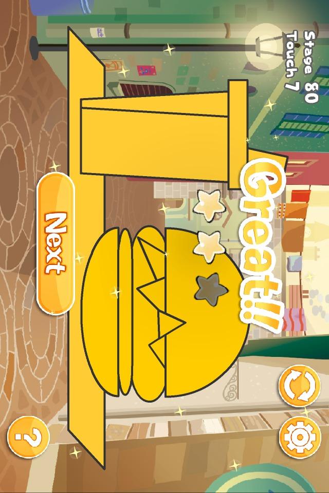 ぬり絵でパズル たっぷる Liteのスクリーンショット_4