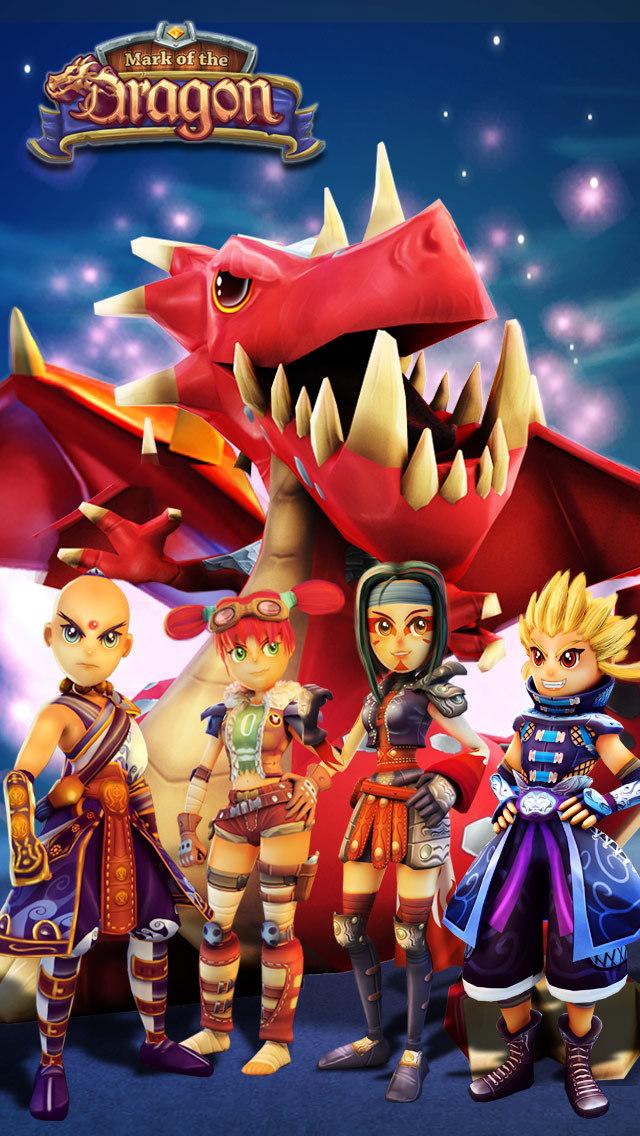 Mark of the Dragonのスクリーンショット_1