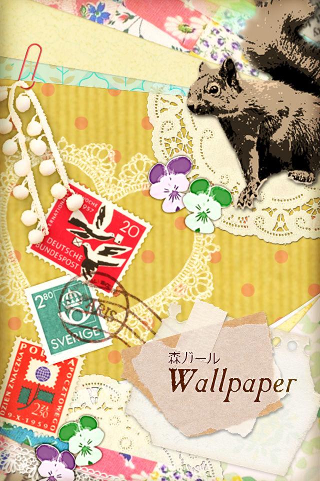 森ガール壁紙 [+]Wallpaperのスクリーンショット_1