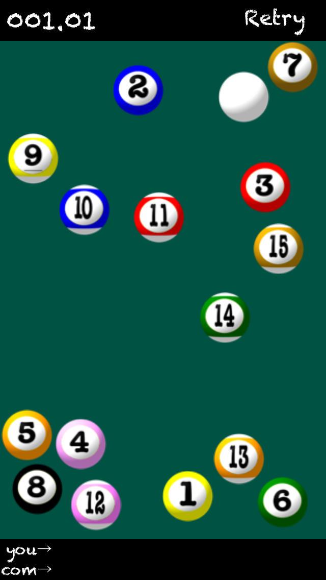 8-Ballのスクリーンショット_2