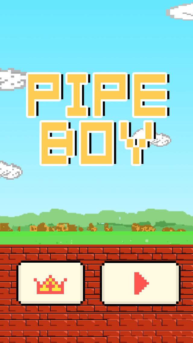 PipeBoy - Just swipe! 無料脳トレアクションゲーム! -のスクリーンショット_1