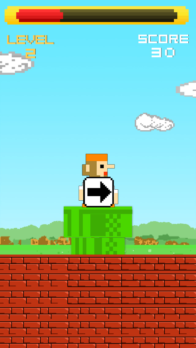 PipeBoy - Just swipe! 無料脳トレアクションゲーム! -のスクリーンショット_2