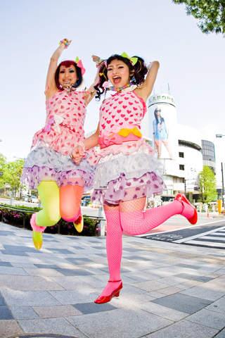 Kawaii Anarchy Girls (カワイイアナーキーガールズ)のスクリーンショット_4