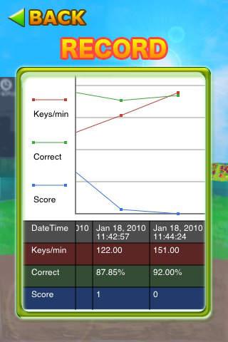 Hit!! Typing Baseballのスクリーンショット_5