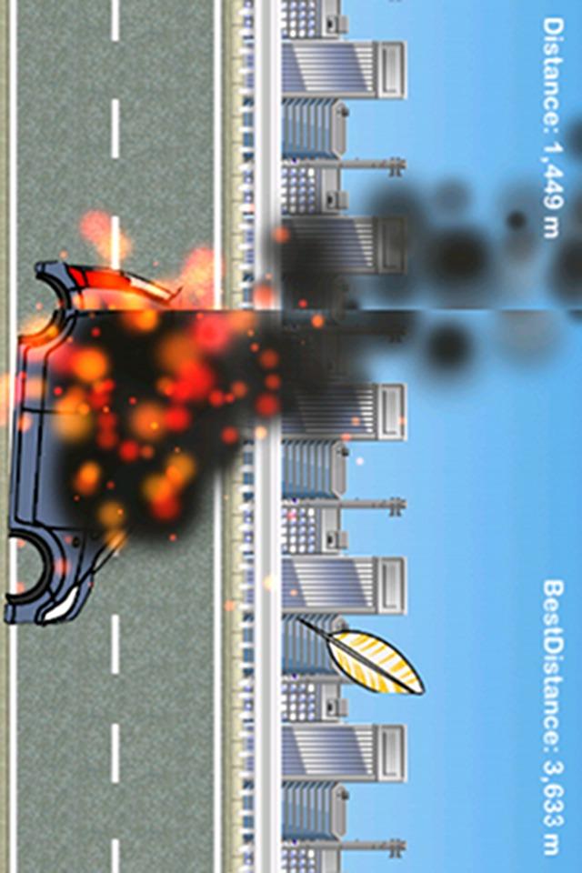 ぶっ飛び!車でハンマー投げ!のスクリーンショット_4