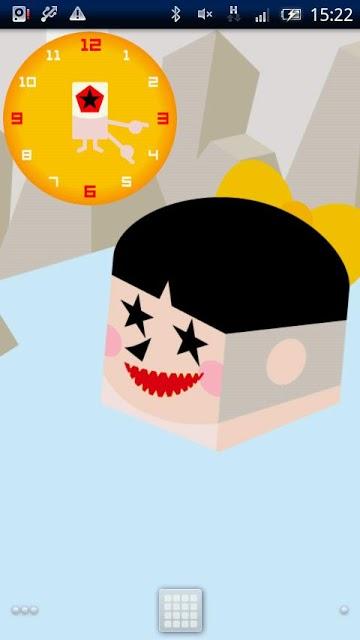 鬼太郎×箱氏時計ウィジェットのスクリーンショット_1