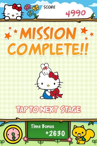 Hello Kitty Match3 Maniacsのスクリーンショット_3