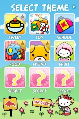 Hello Kitty Match3 Maniacsのスクリーンショット_4