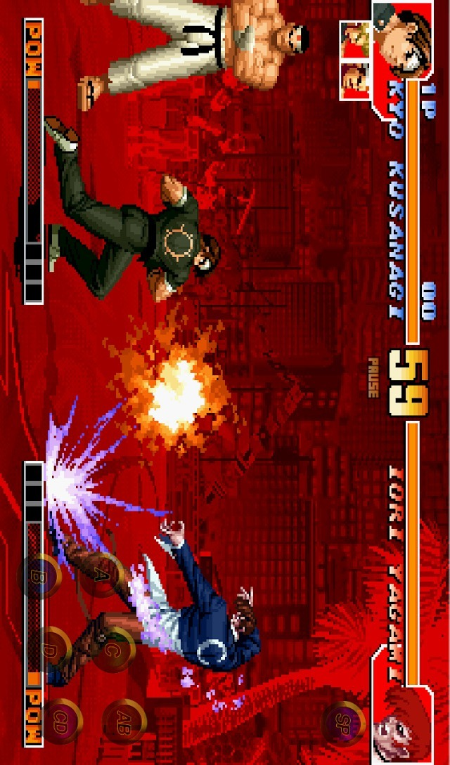 THE KING OF FIGHTERS '97のスクリーンショット_5