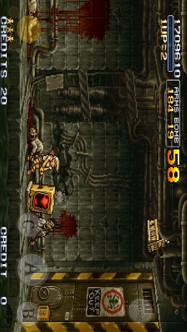 METAL SLUG 2のスクリーンショット_5