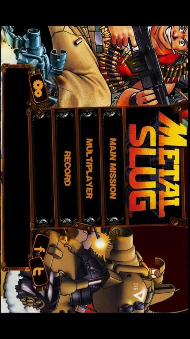 METAL SLUGのスクリーンショット_2