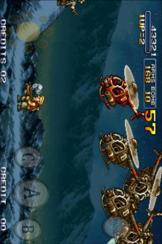 METAL SLUG 3のスクリーンショット_2
