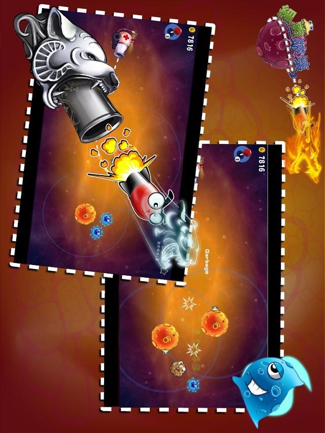細菌破壊のスクリーンショット_2