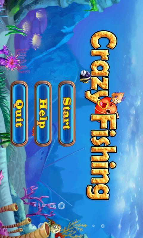 Crazy Fishing(FREE)のスクリーンショット_1