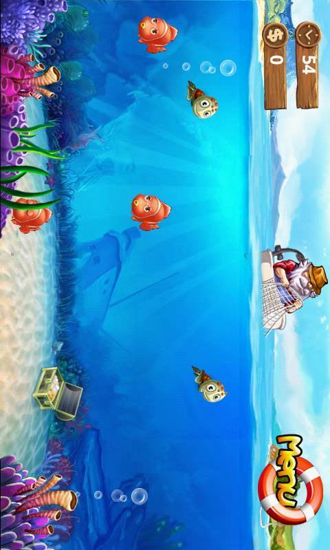Crazy Fishing(FREE)のスクリーンショット_2