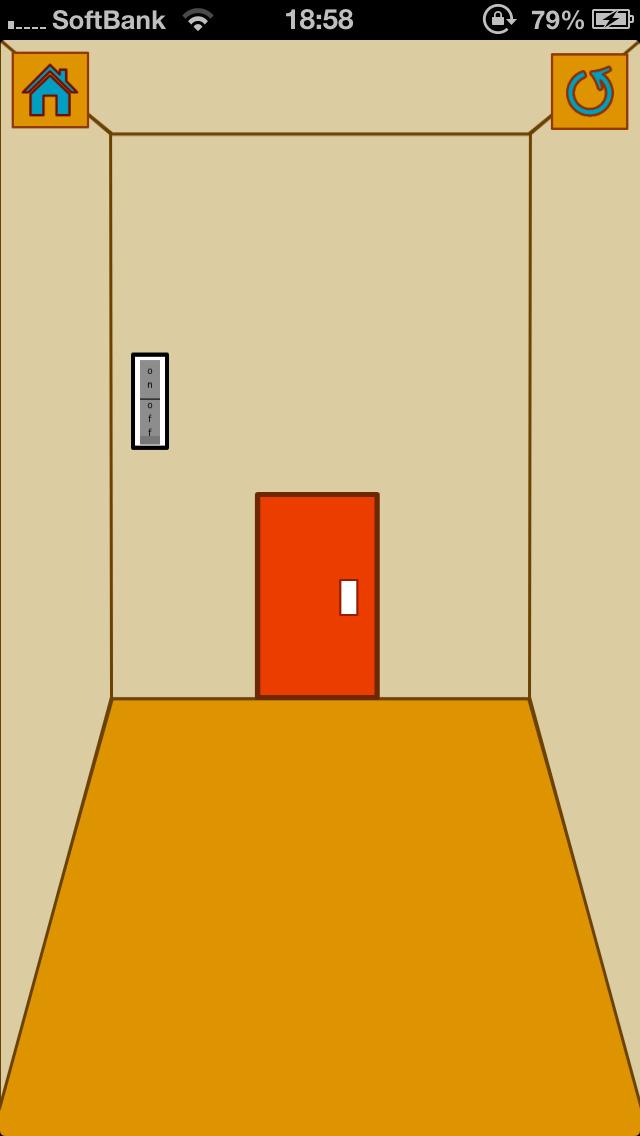 脱出ゲーム Trick Roomのスクリーンショット_3