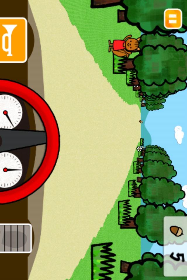 ぶーぶードライブ - 子供のための楽しいドライブ絵本のスクリーンショット_3