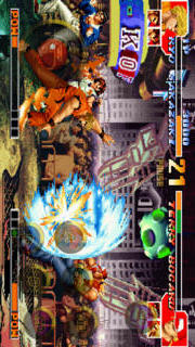 THE KING OF FIGHTERS '97のスクリーンショット_3