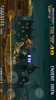 METAL SLUG 2のスクリーンショット_3