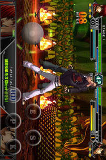 THE KING OF FIGHTERS-iのスクリーンショット_3