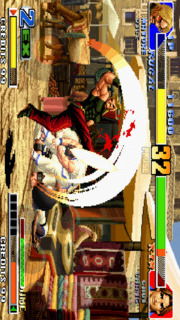 THE KING OF FIGHTERS '98のスクリーンショット_5
