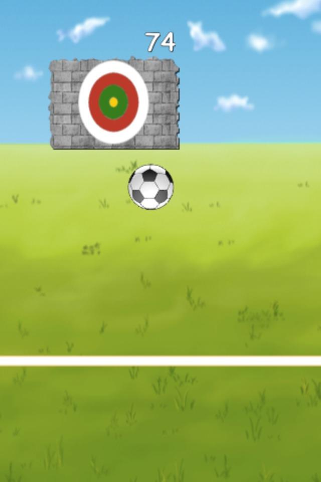 ボールで壁当てのスクリーンショット_1