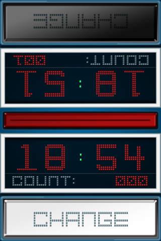 対局時計 Lのスクリーンショット_3