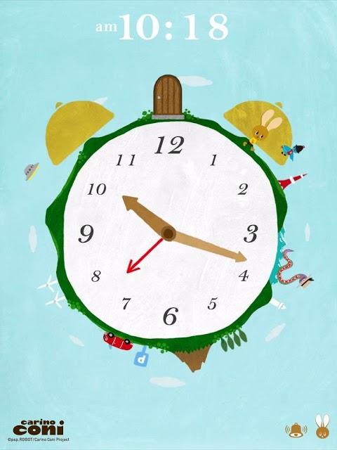 coni clockのスクリーンショット_1