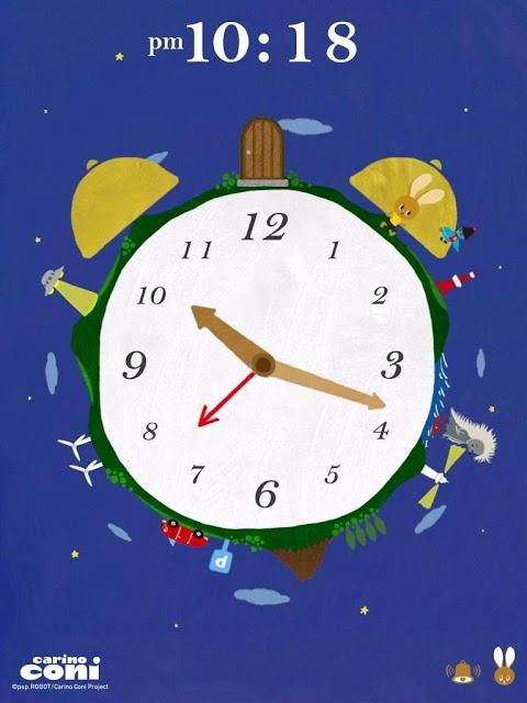 coni clockのスクリーンショット_5