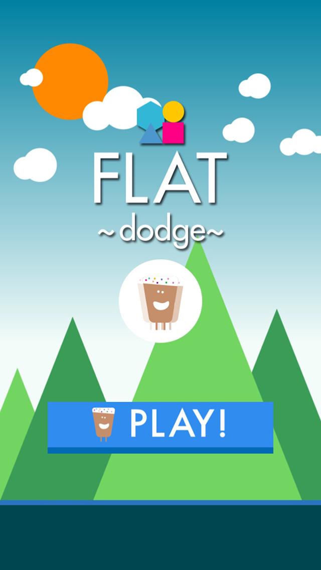 FLAT2 ~dodge~のスクリーンショット_3