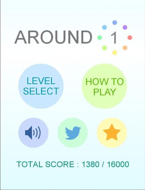 AROUND 1 [ナンバーパズル]のスクリーンショット_1