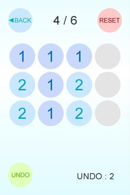 AROUND 1 [ナンバーパズル]のスクリーンショット_3
