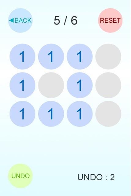 AROUND 1 [ナンバーパズル]のスクリーンショット_4