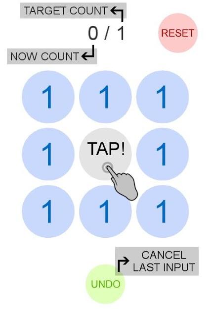 AROUND 1 [ナンバーパズル]のスクリーンショット_5