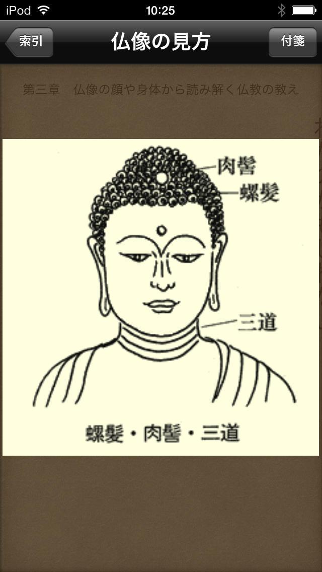 仏像の見方(知っておきたいシリーズ)のスクリーンショット_5