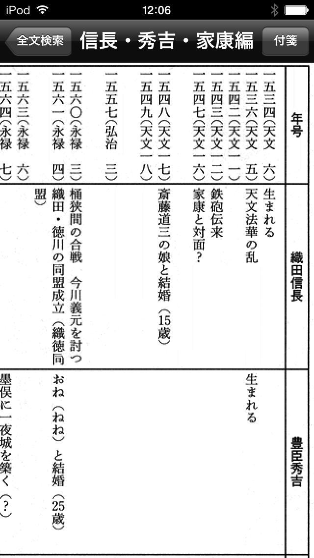 信長・秀吉・家康編(英傑の日本史)のスクリーンショット_5