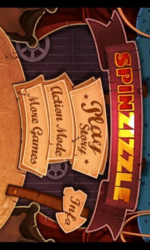 Spinzizzleのスクリーンショット_1