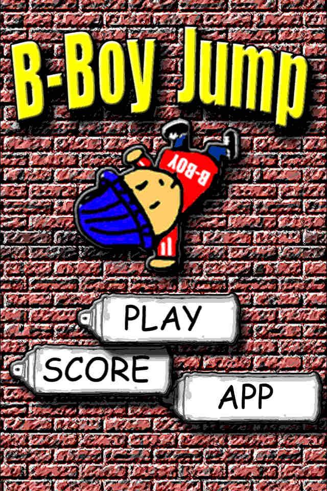 B-Boy Jumpのスクリーンショット_1