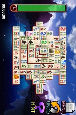 Mahjong Solitaireのスクリーンショット_1