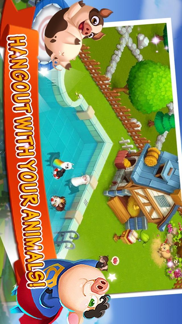 Happy Farm:Candy Dayのスクリーンショット_2
