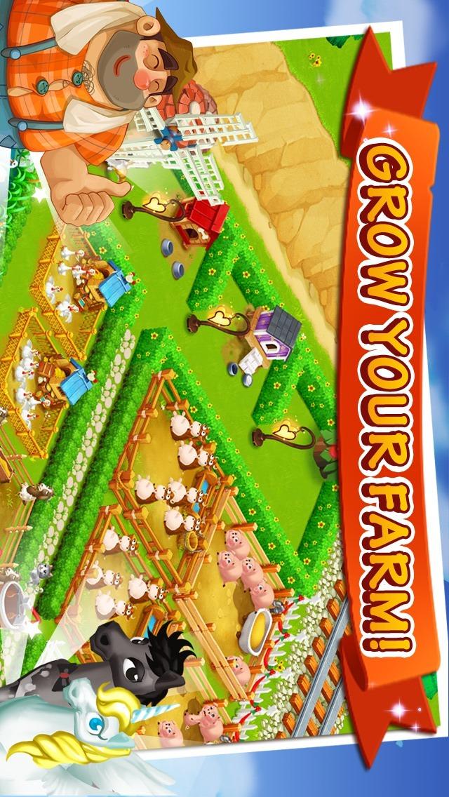 Happy Farm:Candy Dayのスクリーンショット_3