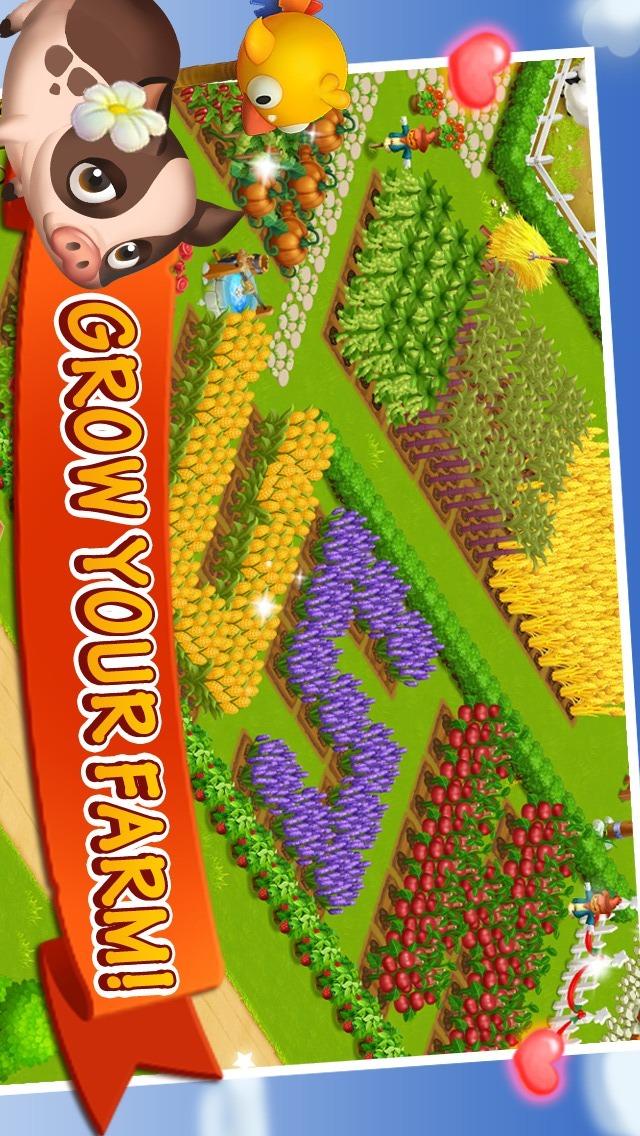 Happy Farm:Candy Dayのスクリーンショット_4