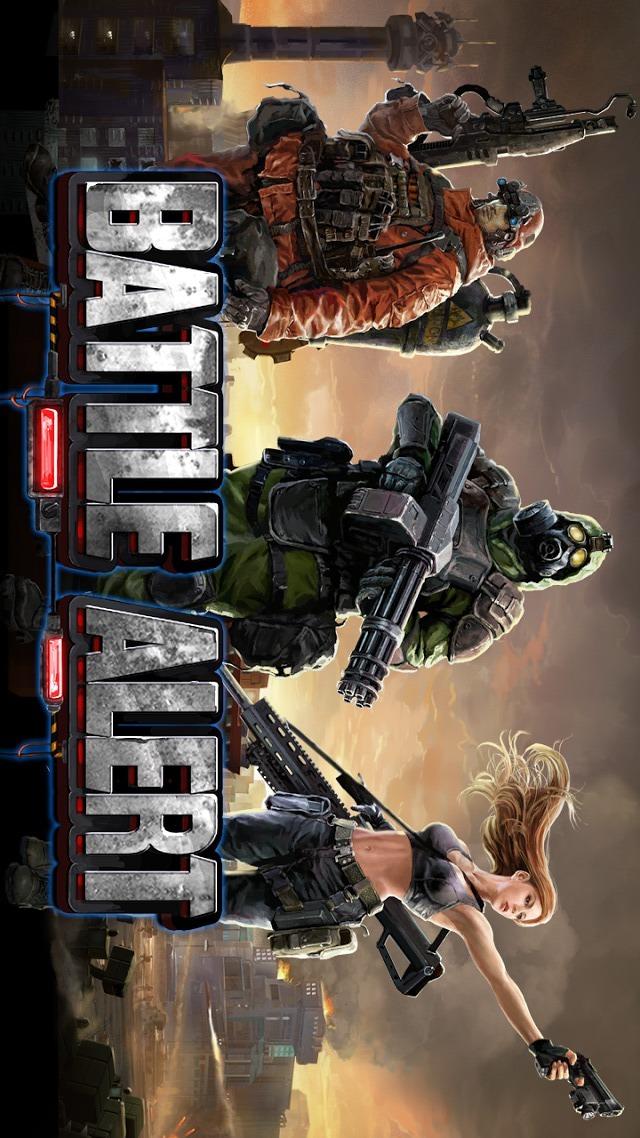 バトルアラート: War of Tankのスクリーンショット_1