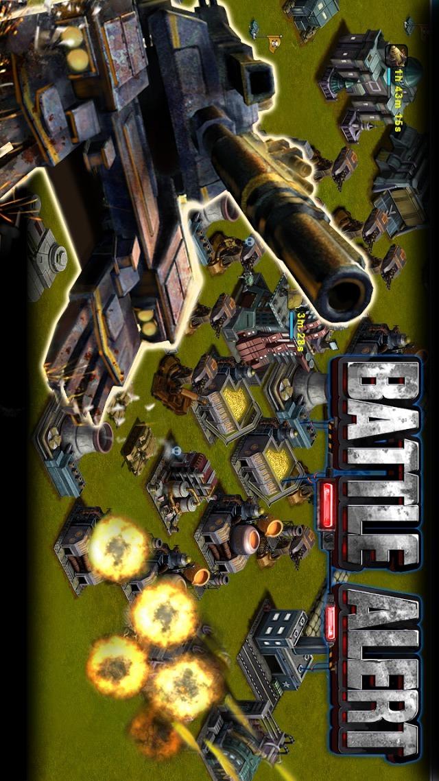 バトルアラート: War of Tankのスクリーンショット_3