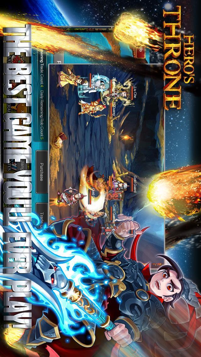 Hero's Throneのスクリーンショット_2