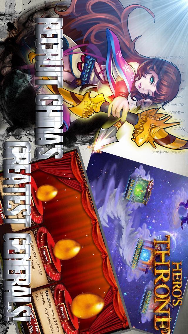 Hero's Throneのスクリーンショット_3
