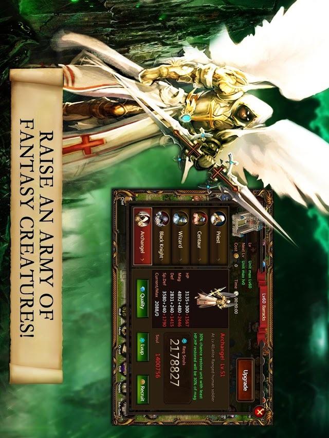 Legend of Lordsのスクリーンショット_1