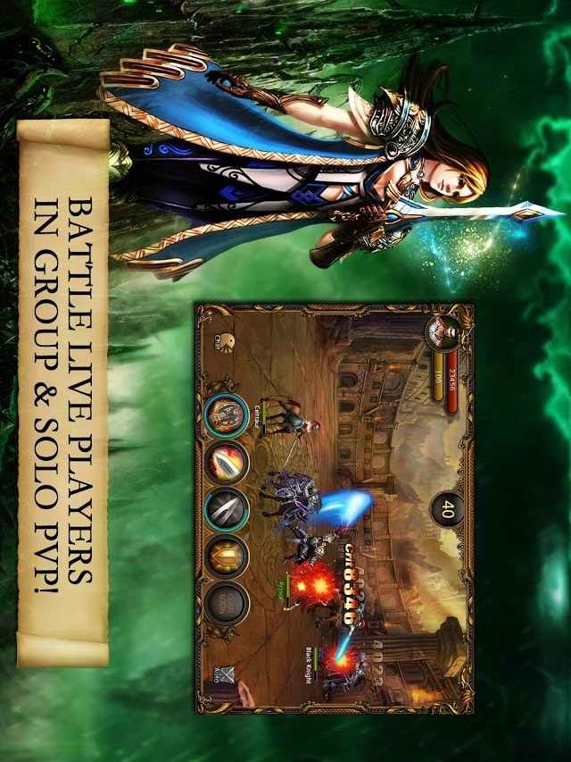 Legend of Lordsのスクリーンショット_2