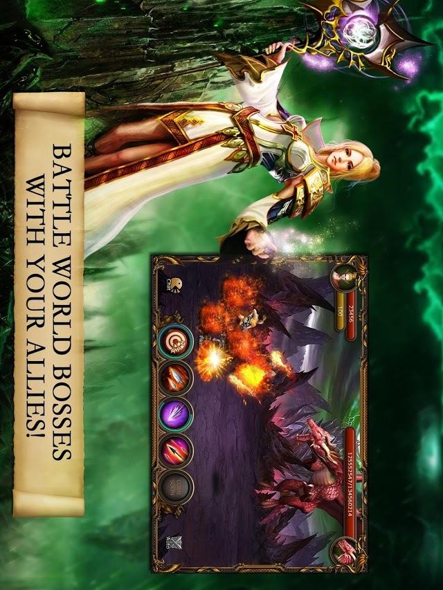 Legend of Lordsのスクリーンショット_3